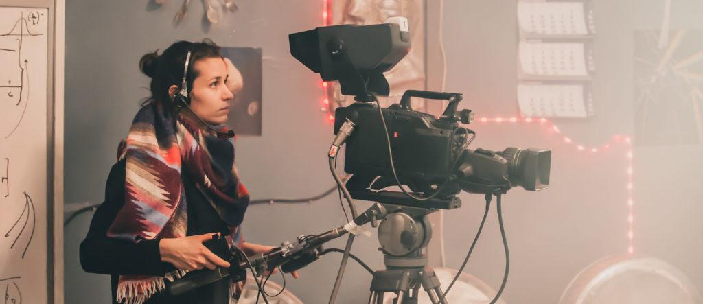 NFTS female film-maker