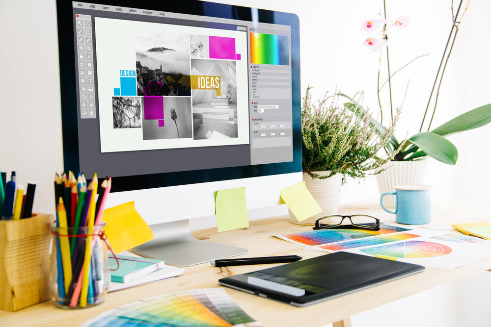 Web design using Gestalt