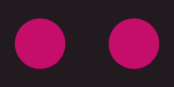 Gestalt principle of symmetry