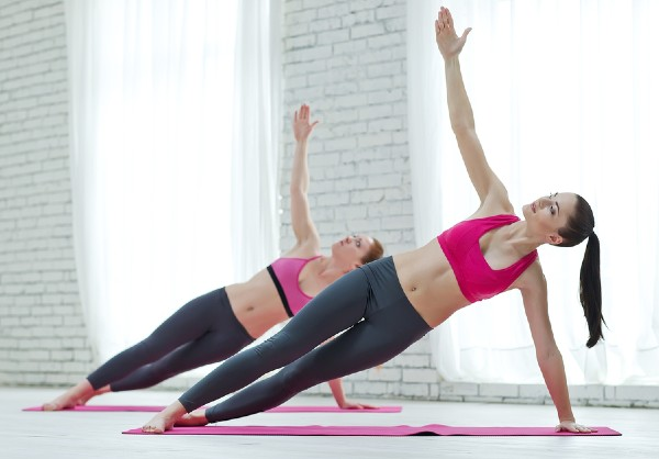 MindBody fitness class booked on website