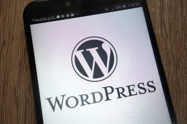 WordPress on mobile